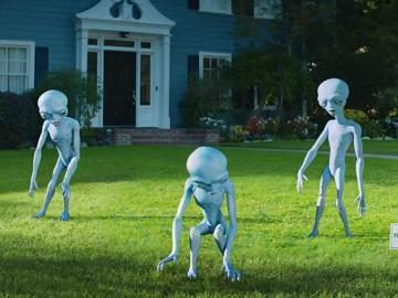 TruGreen Aliens Commercial