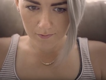 University of Phoenix Commercial - Girl With Nose Piercing