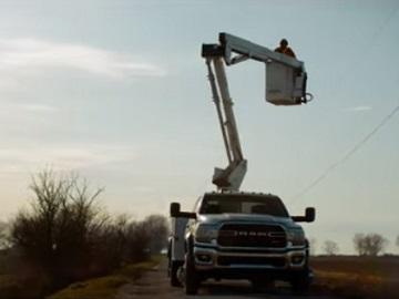 Ram Trucks Commercial - Work For Home