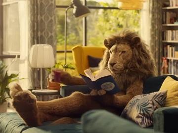 IKEA Ireland Lion Advert