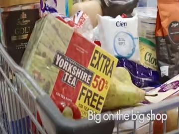 Lidl TV Advert: Big On The Big Shop