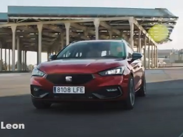 New SEAT Leon Range Advert / Commercial