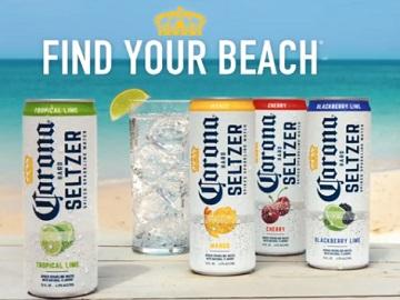 Corona Hard Seltzer Commercial