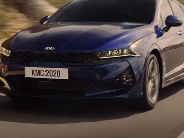 Kia K5 Commercial