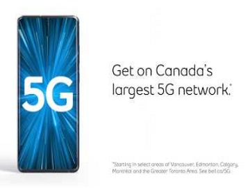 Bell Canada 5G Commercial
