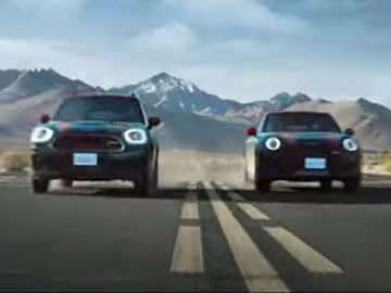 MINI USA Sales Event Commercial