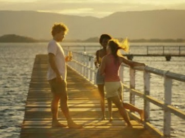 Michelob ULTRA Pure Gold Lake Commercial