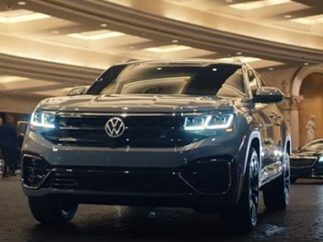 Volkswagen Atlas Cross Sport The Accountant Commercial