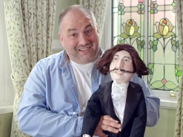 GoCompare Wynne Evans & Dummy Advert
