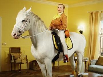 TK Maxx TV Advert - Girl Riding Horse