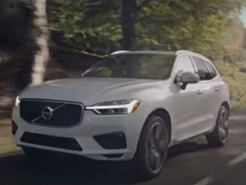Volvo Plug-in Hybrids Commercial