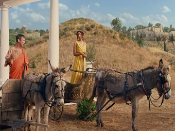 AutoTrader Price Advisor Ancient Greece Donkeys / Mules Advert