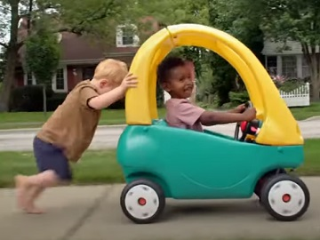 Choice Hotels Commercial Kids