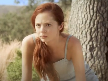 Devour Foods Commercial - Red Haired Girl - When Hunger Attacks