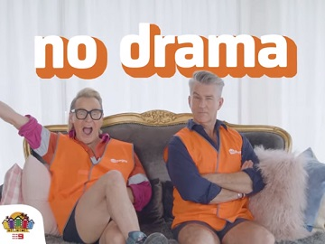 hipages Mitch & Mark Commercial - No Drama