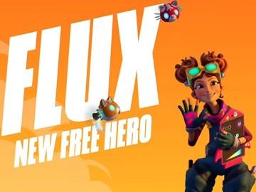 Rocket Arena Flux Trailer