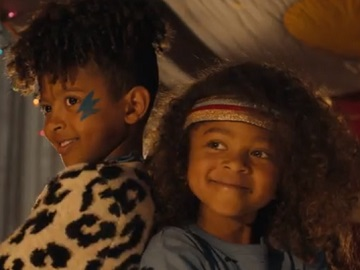John Lewis TV Advert Kids