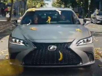 2021 Lexus ES AWD Commercial - Bananas