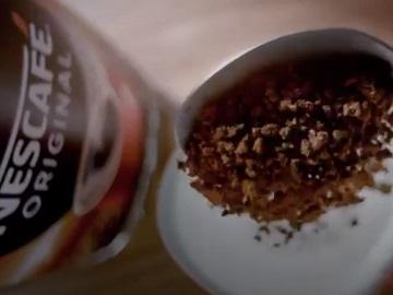Nescafé Original UK Advert