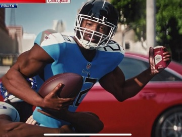 Old Spice Derrick Henry Commercial