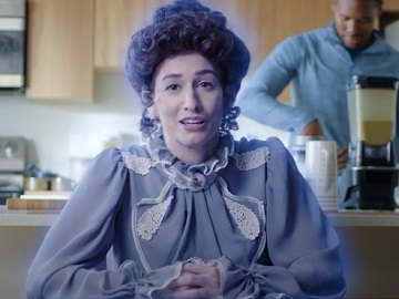 Rocket Mortgage Ghost Commercial Actress