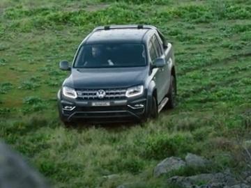 Volkswagen Amarok V6 Sportline Commercial New Zealand
