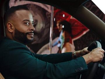 Cadillac Escalade Jessy Terrero Commercial