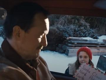 Coca-Cola Christmas Commercial / TV Advert: Letter for Santa