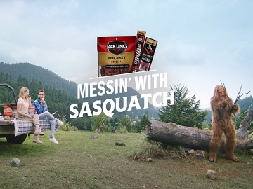 Jack Link's Sasquatch Commercial