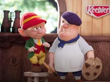 Keebler Chips Deluxe Original Commercial