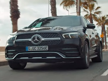 Mercedes-Benz GLE Commercial