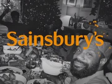 Sainsbury's Christmas Advert - British families