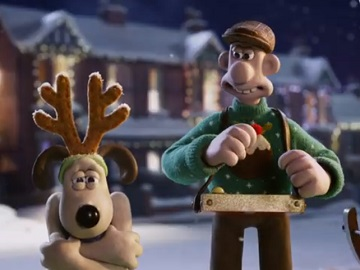 DFS Christmas Advert - Wallace & Gromit