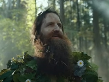 Fisher-Price Linkimals Commercial Bearded Actor
