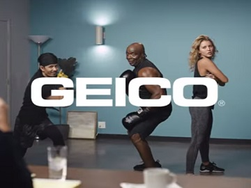 GEICO Billy Blanks Commercial