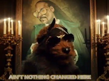 Just Eat Doggy Dog Christmas by Snoop Dogg Advert / Commercial