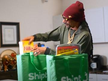 Shipt Snoop Dogg Commercial