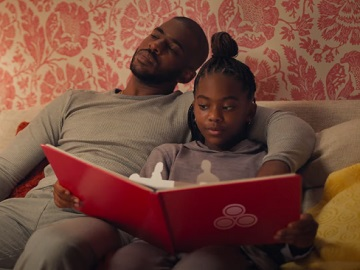 State Farm Chris Paul & His Daughter Bedtime Story Commercial