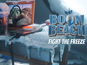 Boom Beach: Fight the Freeze Commercial