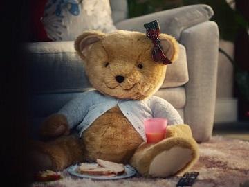 Dole Stuffed Bears Commercial