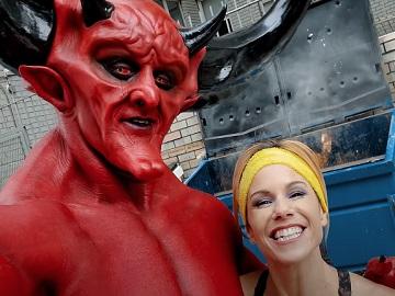 Match Satan & 2020 Love Story Commercial Actors