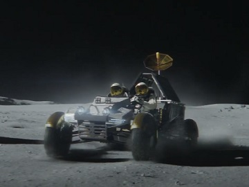 Allstate Astronauts Driving Smooth on the Moon Commercial