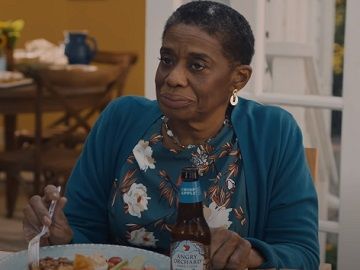 Angry Orchard Hard Cider Grandma Commercial