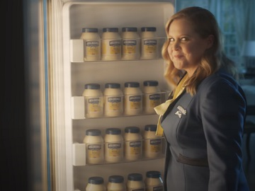 Hellmann's Super Bowl Commercial - Feat. Amy Schumer