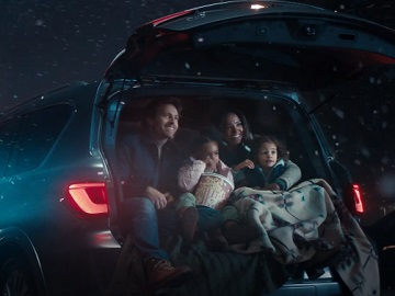 INFINITI NOW Commercial Family