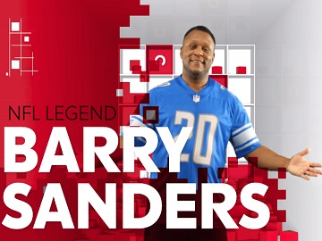 Rocket Mortgage Barry Sanders Commercial