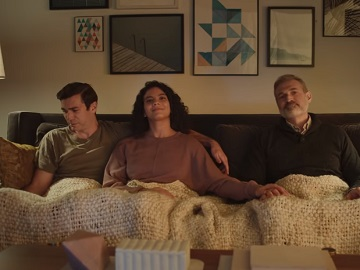 Snickers Open Relationship Glenn Commercial