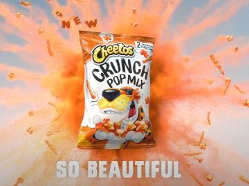 CHEETOS Crunch Pop Mix Commercial