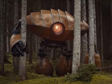 Kia Robot Commercial - Movement That Inspires