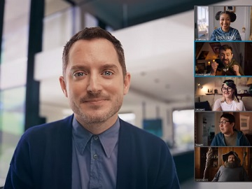 AT&T Fiber Super Fan Commercial - Feat. Lord of the Rings actor Elijah Wood